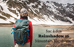 Actualité : Mountain Hardwear Rainshadow 26
