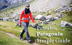 Actualité : Test du pantalon Patagonia Simple Guide Femme
