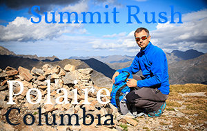 Actualité : Test de la veste polaire Summit Rush de Columbia