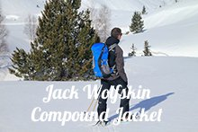 Test de la veste Jack Wolfskin Compound Jacket