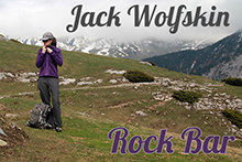 Test de la veste l�g�re Jack Wolfskin Rock Bar