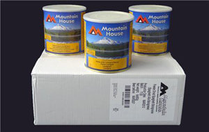 Test Mountain House Pack Confort - 1 mois - 1 personne
