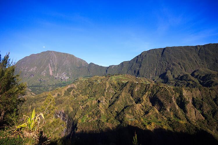 Guide de la randonnée et du trekking à la Réunion