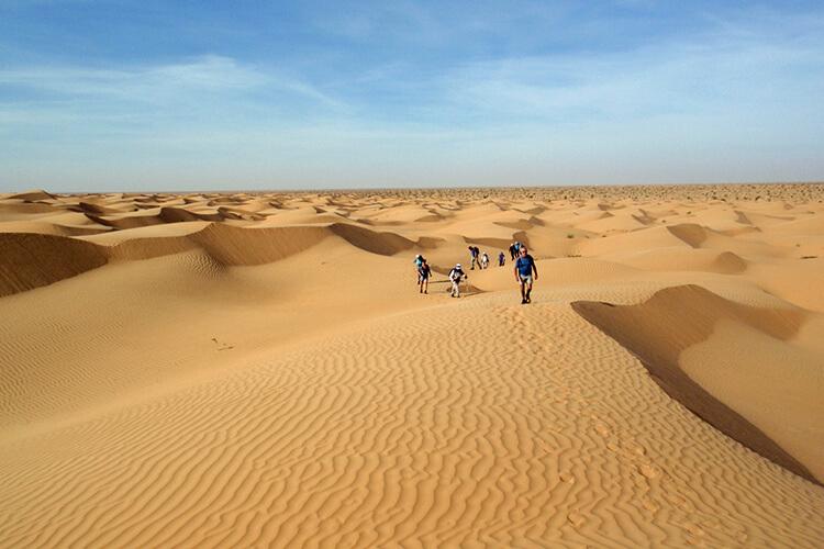 Guide de la randonnée et du trekking en Tunisie