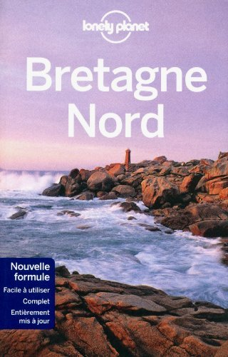 Lonely Planet Bretagne Nord