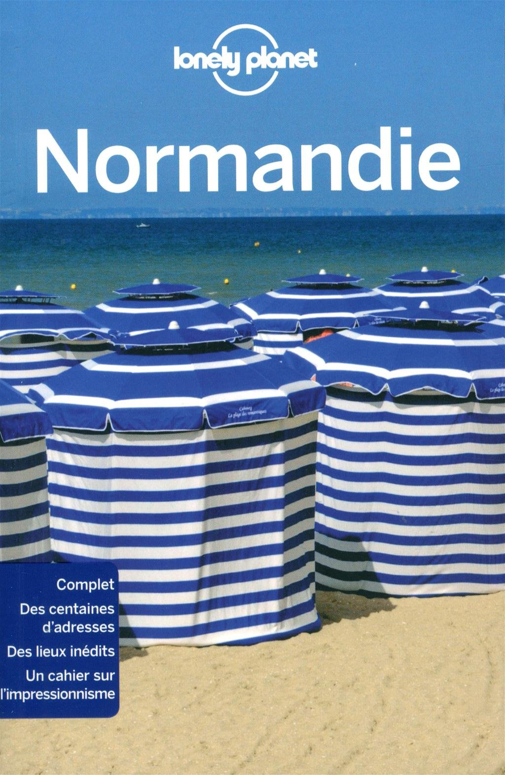 Lonely Planet Normandie