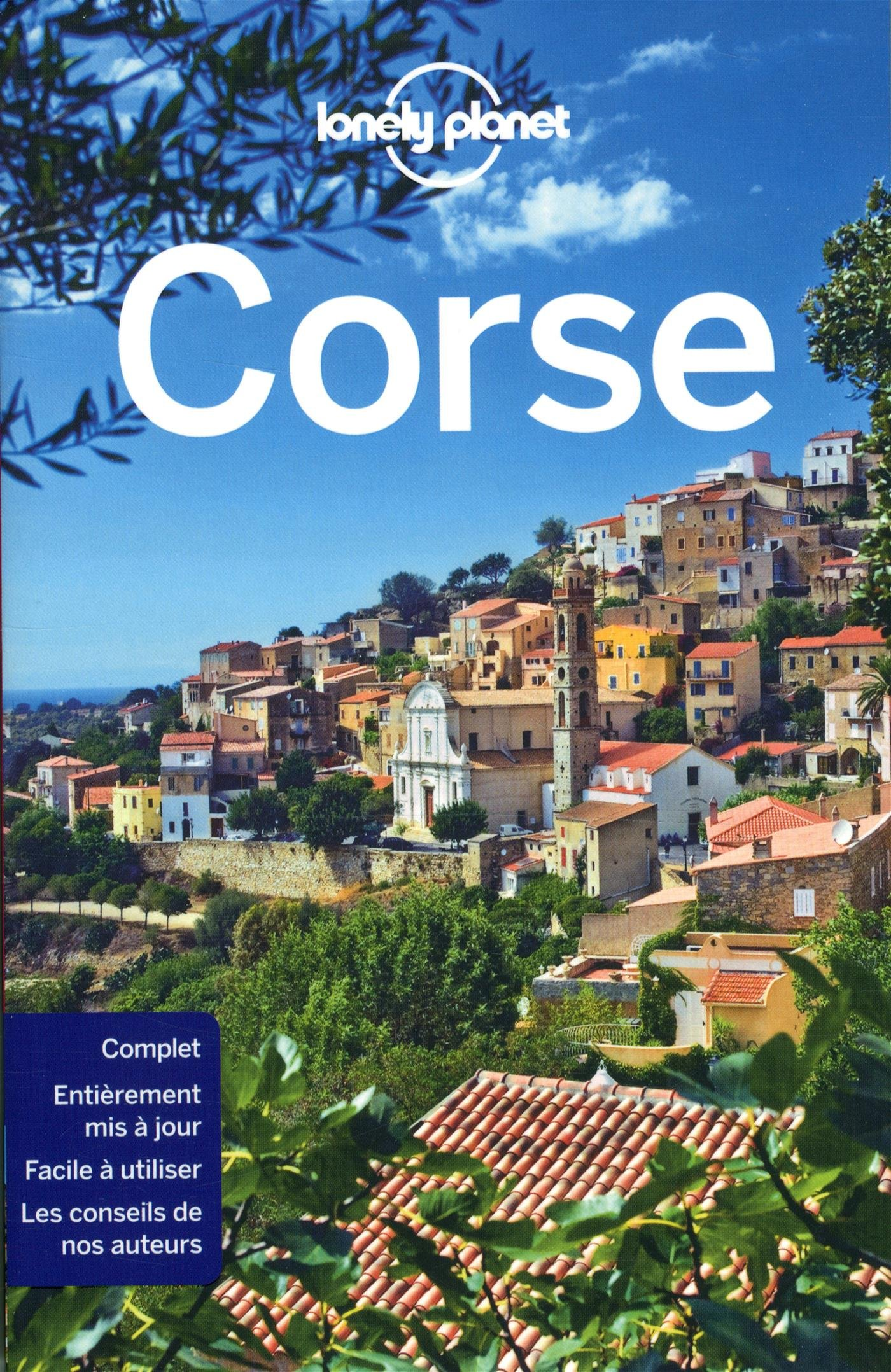 Lonely Planet Corse