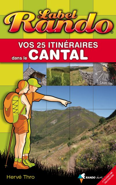 Label Rando dans le Cantal