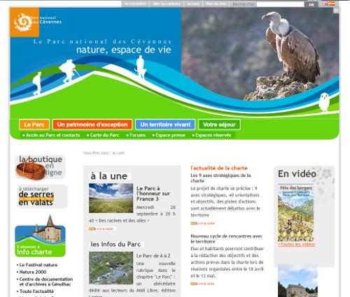 Parcs nationaux et parcs naturels r gionaux de france - Conseil national des parcs et jardins ...