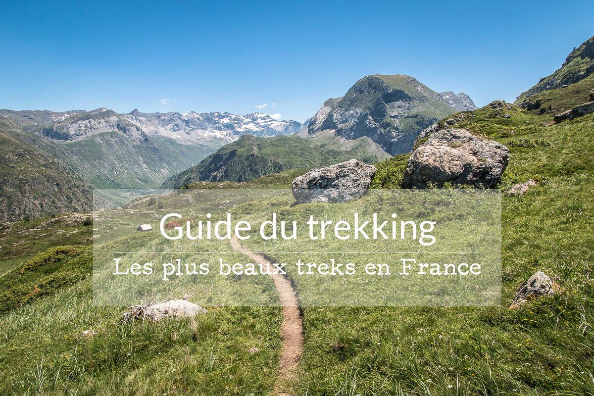 Guide de la randonnée et du trekking en France