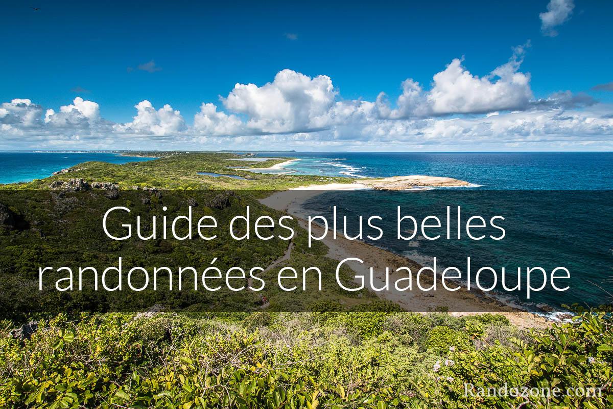 Guide de la randonnée et du trekking en Guadeloupe
