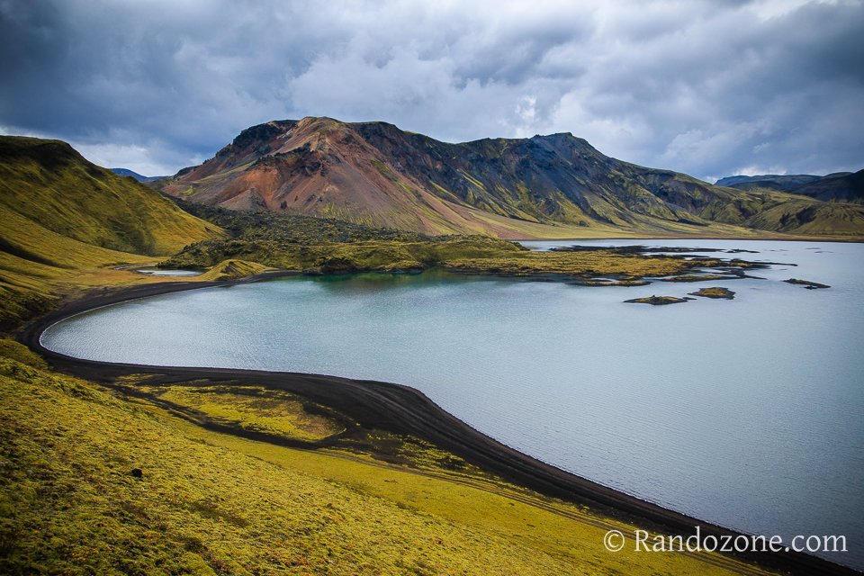 Guide de la randonnée et du trekking en Islande