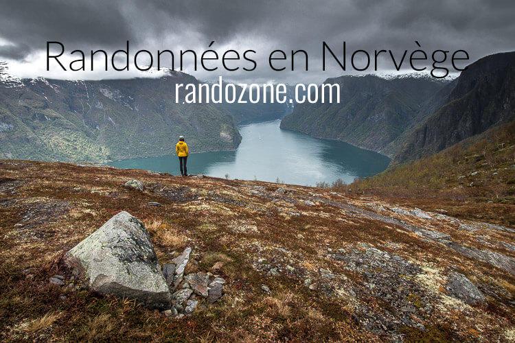 Guide de la randonnée et du trekking en Norvège