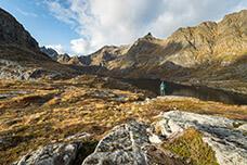 Article Randonnées dans les îles Lofoten