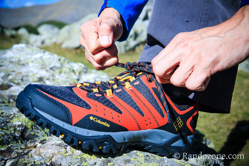 Test Chaussures Columbia Peakfreak Excursion Xcel Outdry