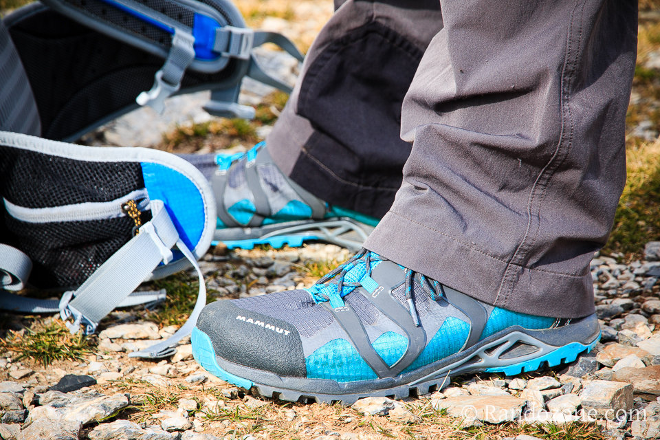 Test Chaussures Mammut Comfort Gtx Surround