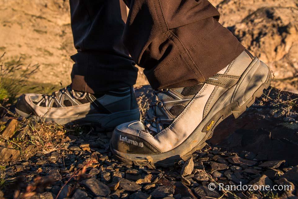 4b385edaf4a7 Test et avis   Chaussures de randonnée Lafuma Atakama ii