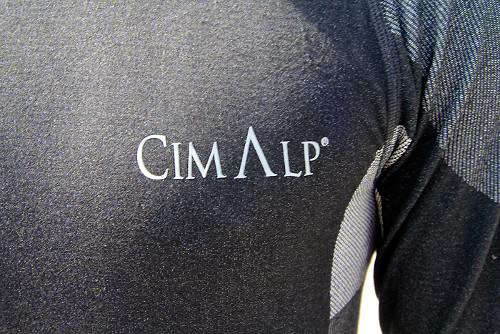 test du tee shirt Cimalp