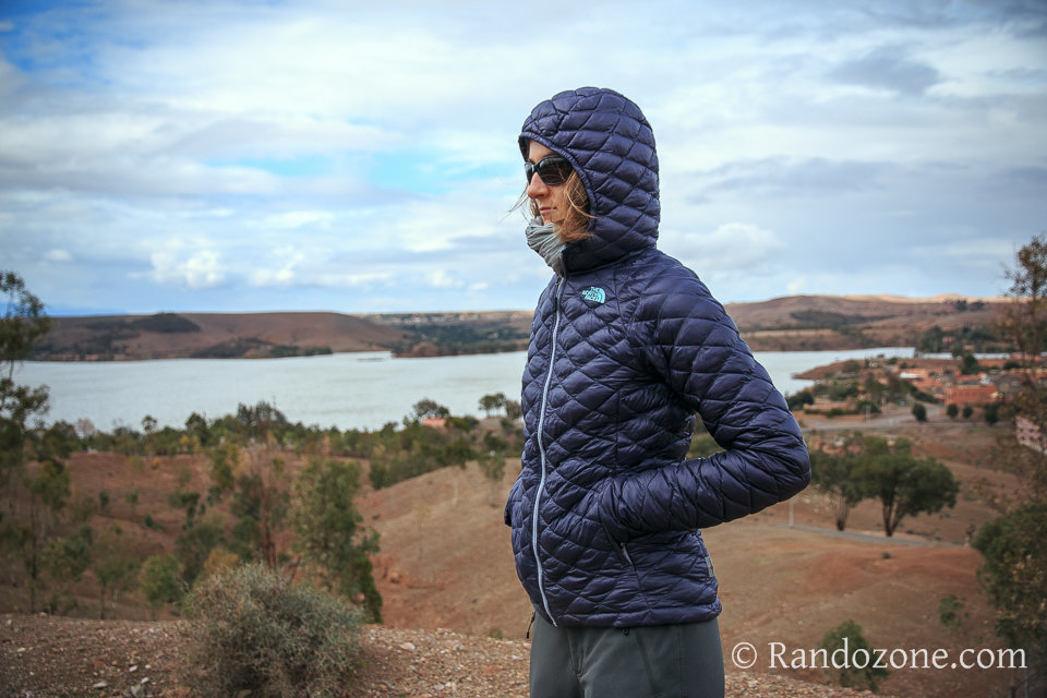 b4136198dd Test de la doudoune The North Face Thermoball avec capuche au Maroc