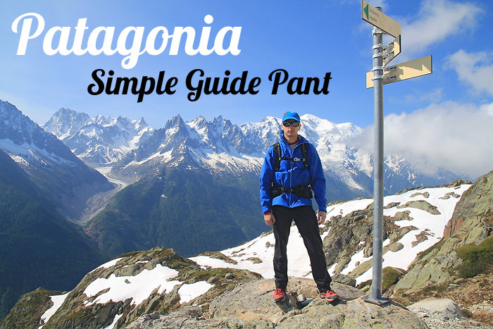 Test du pantalon de montagne Patagonia Simple Guide