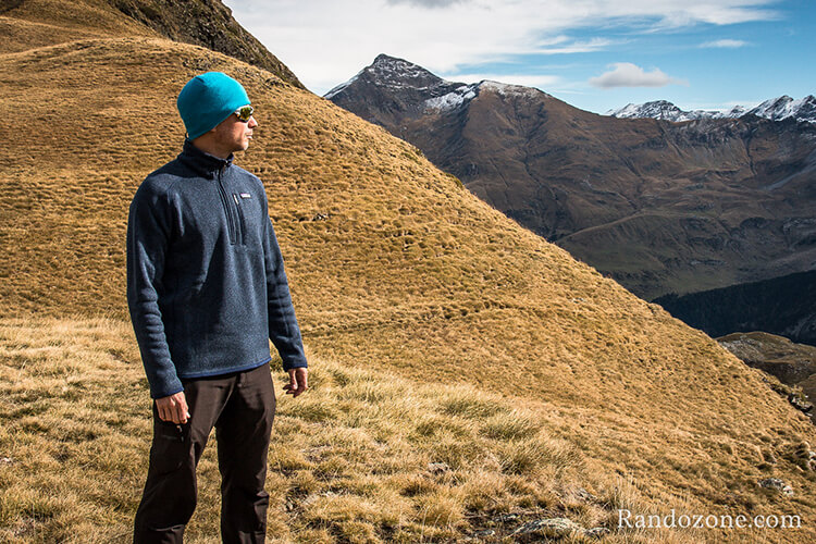 Test du pull Polaire Patagonia Better Sweater