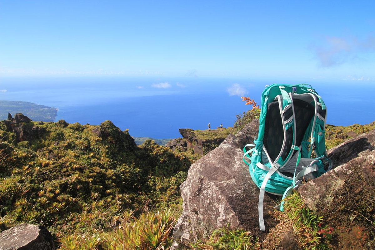 ee3561ce8c Tempest 30 au sommet de la Montagne Pelée en Martinique