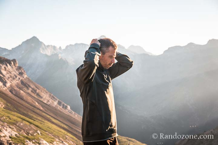 Test du sweat Mountain Hardwear Desna Alpen Hoody