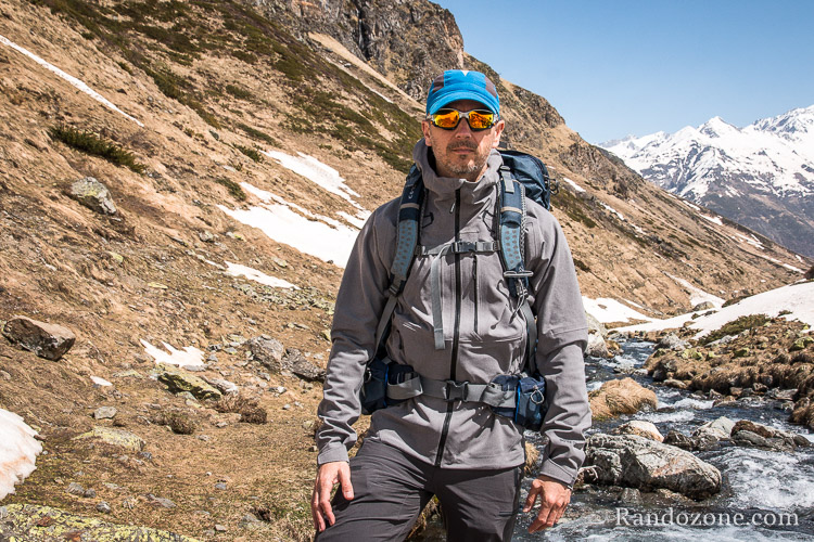 Test Veste The North Face Apex Flex Gore-Tex 2.0