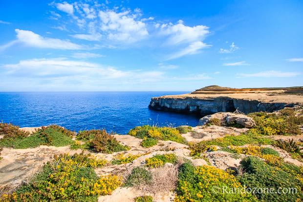 Guide de la randonn�e et du trekking � Malte