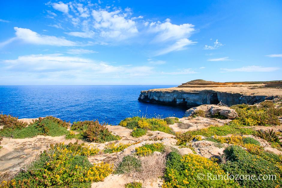 Guide de la randonnée et du trekking à Malte