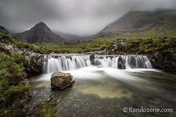 Randonnée aux Fairy Pools sur l'île de Skye