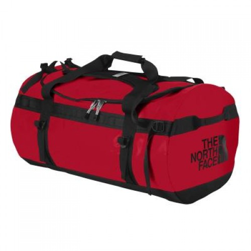 THE NORTH FACE Sac Base Camps Duffel M (Rouge)