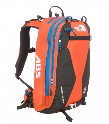The North Face Patrol 24 Litre ABS Backpack