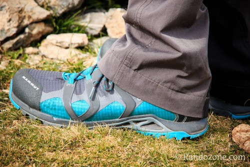 Chaussures Mammut Comfort Low Gtx Surround