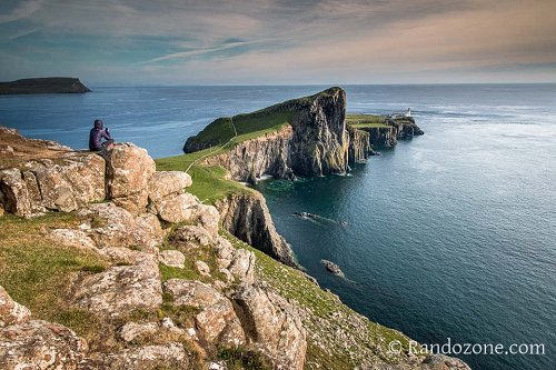 Randonnée et trekking : Neist Point Lighthouse