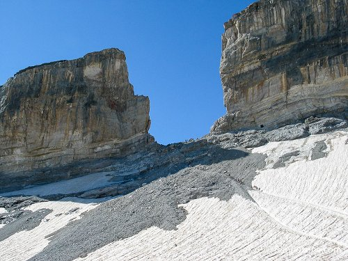 Randonnée et trekking : Brèche de Roland