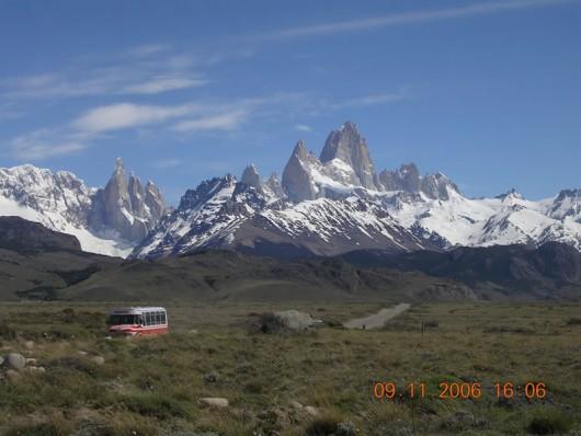 Fitz Roy en Patagonie