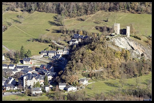 Luz saint sauveur ville randonn es et trekking - Luz saint sauveur office de tourisme ...