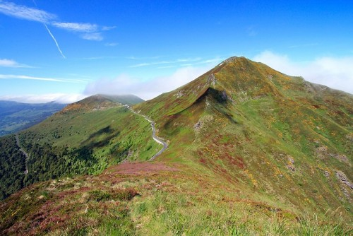 Le Puy Mary dans le Cantal