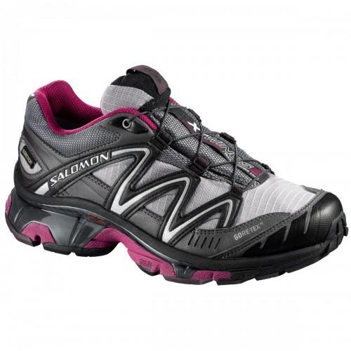 Test et avis : Chaussures de trail Salomon XT WINGS 2 GTX Femme