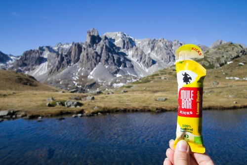 Test du Gel Mulebar Lemon Zinger