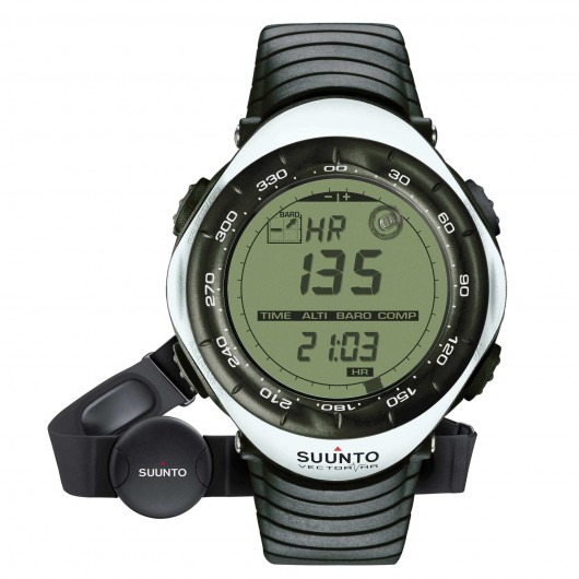 Montre Cardio Suunto Vector HR