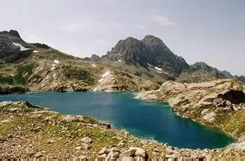 Randonnée : Lac et refuge d'Arrémoulit