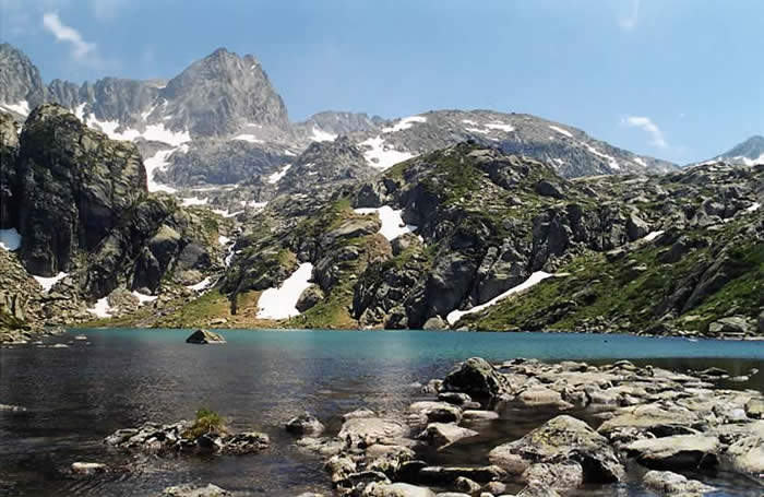 Lac de la Mourelle