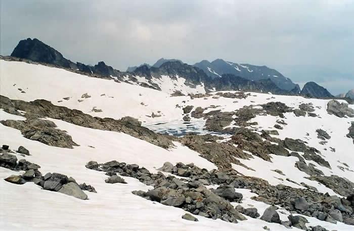 Lac Glacé sous le Néouvielle