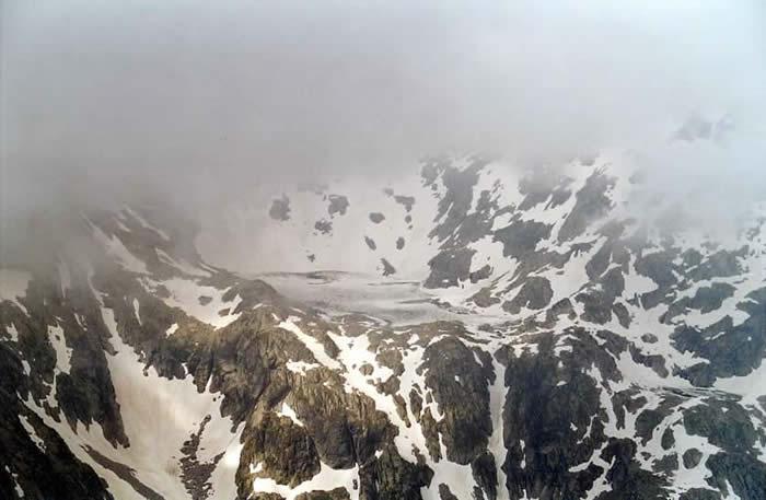 Lac Tourrat depuis le Turon de Néouvielle