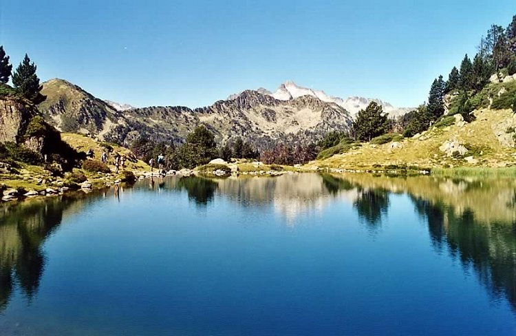 Randonnée : Lac de Bastan Inférieur