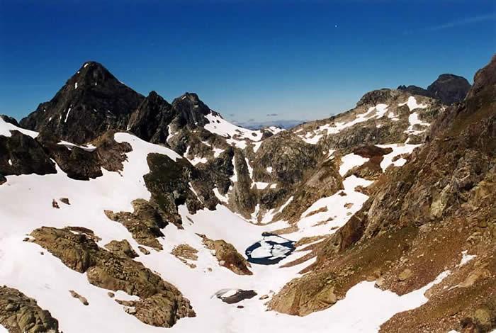 Lac Gourg Glacé