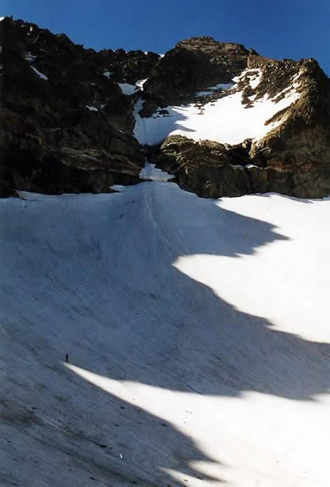 Glacier de la Frondella