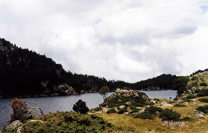 Lac des Pradeilles
